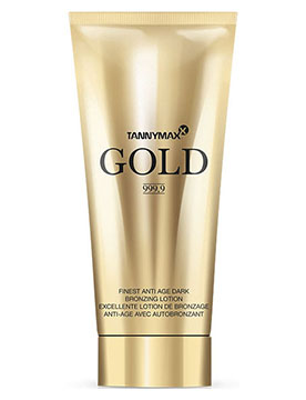 Tannymax Gold Finest Bronzing Lotion Anti Age