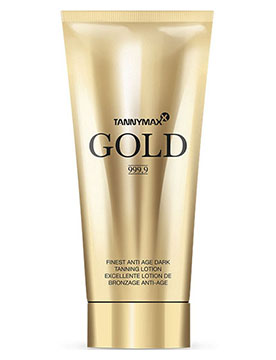 Tannymax Gold Finest Taning Lotion Anti Age